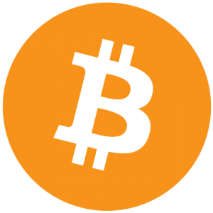 Bitcoin cryptocurency logo