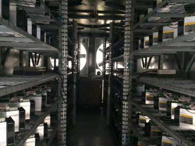 Hardware for cryptocurrency mining
